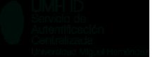 UMH ID. Servicio de Autentificación Centralizada. Universidad Miguel Hernández